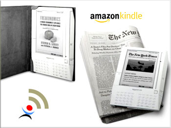 Amazon Kindle - e-Book Reader