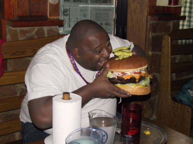 The Official Fat People Appreciation Thread Discussion On